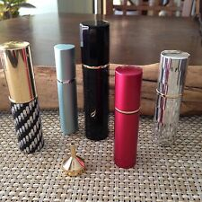 A lot of 5pcs purse atomizer,various unique design,new,great gift or resellabl