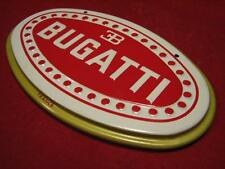 BUGATTI TYPE 41 46 55 ROYALE VINTAGE ANTIQUE FRONT METAL RADIATOR BADGE EMBLEM