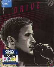 Drive, SteelBook [Blu-ray] Blu-ray, Limited Edition, Multip