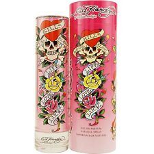Ed Hardy by Christian Audigier Womens PERFUME LOVE KILLS SLOWLY EDP Spray 3.4