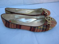 Tommy Hilfiger Womens Ballerina Flats Shoes Size 6