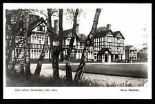 c1960's View of the Golf Hotel, Woodhall Spa, Lincolnshire