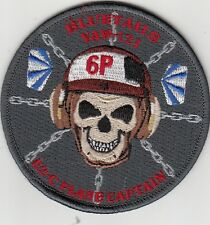 VAW-121 BLUETAILS E2-C PLANE CAPTAIN PATCH