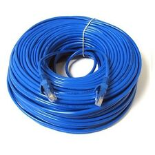 100FT 24 AWG xBox DSL PS2 PS3 Router PC Internet Network Cable