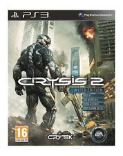 PlayStation 3 Crysis 2 - Limited Edition (PS3) VideoGames FAST AND FREE