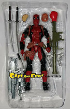 "Marvel Legends X-Men Juggernaut Wave 1 DEADPOOL Loose 6"" Figure Hasbro 2016"