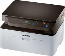 SAMSUNG Xpress M2070W Monochrome All-in-One Wireless Laser Printer with NFC+ ink