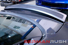 2007-2014 Audi R8 Coupe Paintable Fiber Glass Wind Deflector /Spyder also avail.