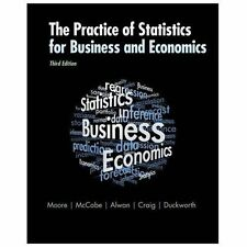 The Practice of Statistics for Business and Economics by Layth C. Alwan,...