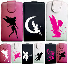CUSTODIA COVER CASE ECO PELLE FATE LUNA PER SAMSUNG GT S5310 GALAXY POCKET NEO