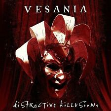Distractive Killusions, Vesania, New Import
