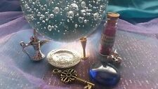 Fairy Garden Banquet set with Fairy Dust, See What The Fairy Left Behind