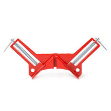 """90¡ã Right Angle Miter Corner Clamp 3"""" capacity Picture Frame Holder Woodwork"""