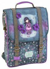 Santoro Gorjuss LITTLE SONG BACKPACK Rucksack Travel School Bag OFFICIAL - NEW
