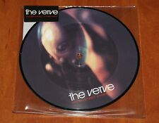 "THE VERVE BITTER SWEET SYMPHONY *LIMITED 7"" PICTURE DISC VINYL EU ANNI PRESS New"