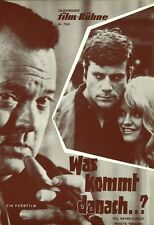 IFB 7823 | WAS KOMMT DANACH? | Oliver Reed, Orson Welles | Topzustand