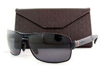 Brand New GUCCI Sunglasses 2234/S C0Y 3H Black/Gray Polarized for Men