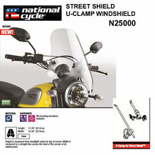 HARLEY FXSTD SOFTAIL DEUCE 2000-07 NATIONAL CYCLE STREET SHIELD N25000