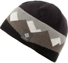Columbia Alpine Pass Fleece Hat, Black - Warm, Soft, Wind Resistance - $25 NWT!