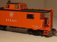BOWSER N-8 CABOOSE #41097 PRR Plain Keystone Focal Orange# 478161 EXECUTIVE LINE