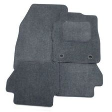 Perfect Fit Grey Carpet Interior Car Floor Mats Set For MG ZS (01-04) & Heel Pad