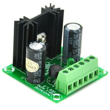 12V DC Voltage Regulator Module Board, Based on 7812