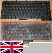 Clavier Qwerty UK TOSHIBA A10 A35 A80 MP-03436GB-930 UK PK13AT10710 Noir/Black
