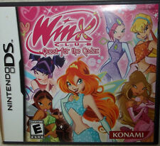 Nintendo DS Game Winx Club Complete with case and manual