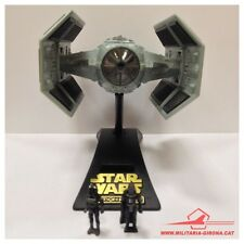 STAR WARS ACTION FLEET DARTH VADER TIE FIGHTER ADVANCED X1 SMALL SIZE 1995 LFL