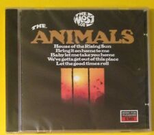 The Animals Most Of CD NEW SEALED House Of The Rising Sun/Bring It On Home To Me