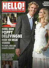 HELLO !   MAY, 26th 2014   NUMBER, 1329   ( MODEL BRIDE POPPY DELEVINGNE  )