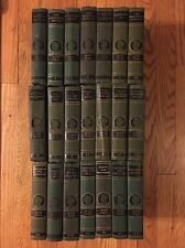 THE COMPLETE WORKS OF MARK TWAIN Harper and Brothers 1920s 21 VOLUMES