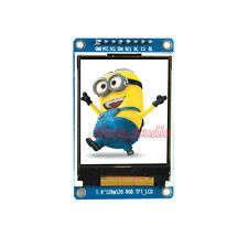 1.8 inch 3.3V 5V Full Color 128x160 SPI TFT LCD Display Module FOR Arduino Uno