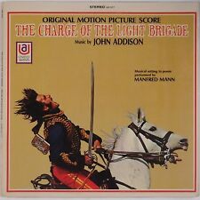 CHARGE OF THE LIGHT BRIGADE: Original Soundtrack Score MANFRED MANN lp UA
