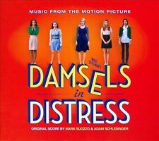 VARIOUS-DAMSELS IN DISTRESS / O.S.T. CD NEW