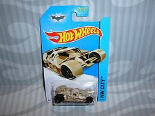 2014 HOTWHEELS ''HW CITY'' #63 = THE TUMBLER - CAMOUFLAGE VERSION  us