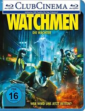 MALIN/CRUDUP,BILLY/GOODE,MATTHEW AKERMAN - WATCHMEN   BLU-RAY NEU SNYDER,ZACK