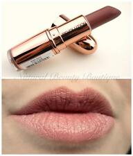 MAKEUP REVOLUTION ROSE GOLD LIPSTICK~ SHADE: CHAUFFEUR~ NUDE Natural LIP COLOUR