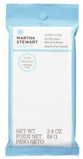 Martha Stewart Crafts Crafter's Air Dry Lightweight Modeling Clay White