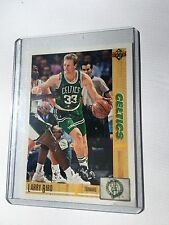 Larry Bird Basket Ball Card