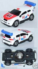 SPEEDEEZ PLAYMATES MICRO MACHINE CONCEPT CAR N°12 BLANC  NO HO 1/152