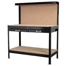 Sealey garage/workshop encimera mesa de trabajo - 1.2 Mtr-Con Cajones-ap12600