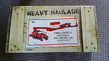 "CORGI HEAVY HAULAGE CC12307 SCAMMELL CONTRACTOR ""UNITED"" 1/50 SCALE UNBOXED"
