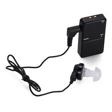 High-Power Digital Behind the ear Mini Hearing Aid Touching Amplifier