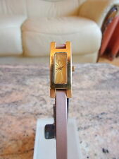 Ladies Gucci Gold  3900L  Watch Genuine