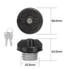 Tridon Locking Fuel Cap TFL227 fits Nissan 200 SX 2.0 i 16V Turbo (S14),2.0 i...