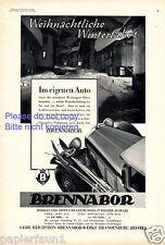 Brennabor XL Reklame 1929 Gebrüder Reichstein Brandenburg Hildenbrand Werbung ad
