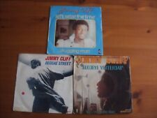 jimmy clif / let s seize the time / reggae street / goodbye yesterday /45 tours