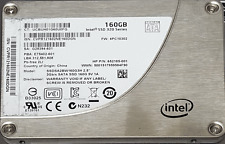 "160GB SSD 2.5"" Intel 320 Series SATA"