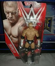 Triple H Basic Series 59 New Boxed WWE Mattel Wrestling Figure